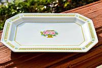 Очаровательное блюдо,тарелка,поднос! Leonardo!