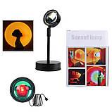 Набор блогера 5 в 1 лампа RGB Light Stick Штатив 2м Селфи-трипод Петличный микрофон Проекционный светильник, фото 5