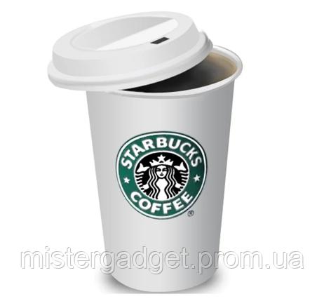 Керамічна кружка Старбакс 400мл, фото 2