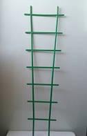 Драбинка (опора) для квітів 65 см зелена