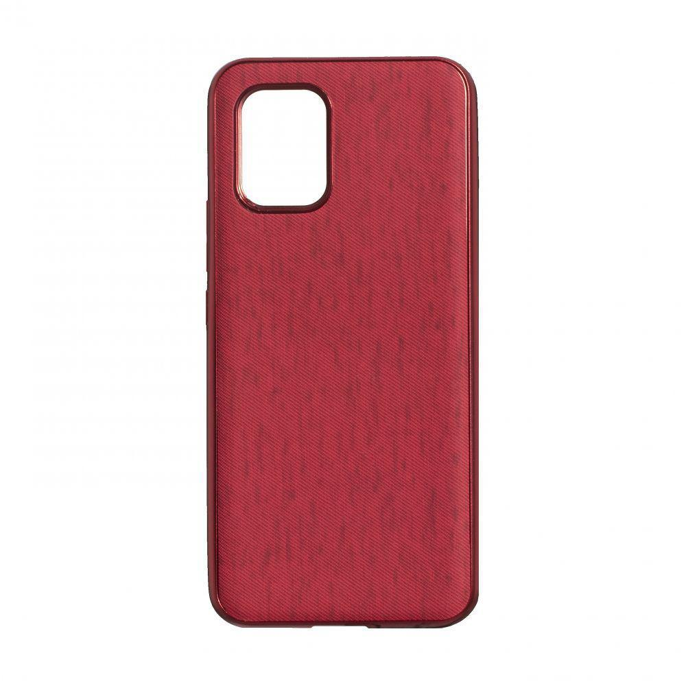 Чехол Totu Jeans для Xiaomi MI 10 Lite Красный