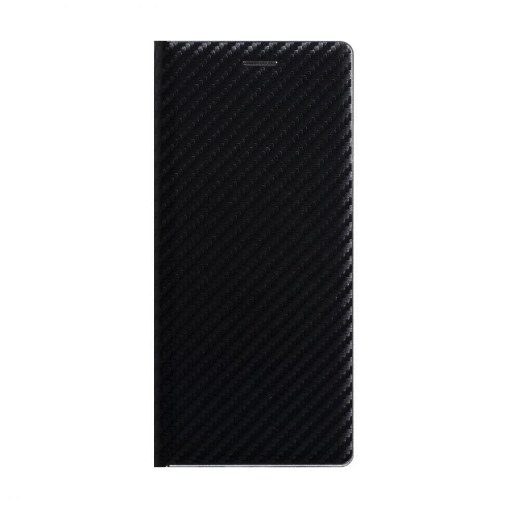 Чохол-книжка Anchor Carbon для Samsung Galaxy A01 SM-A015 Чорний