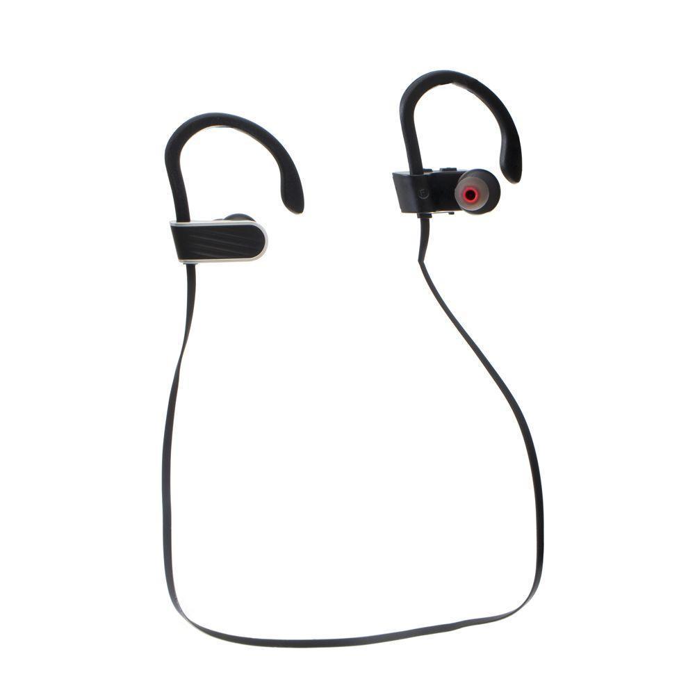 Беспроводная гарнитура Hoco ES7 Bluetooth стерео наушники Чёрные