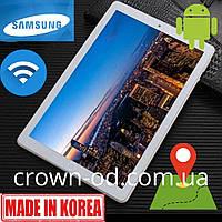 Планшет телефон Samsung i12, 12 ядер, 10.1'', 3Gb RAM / 32 Gb Rom, GPS, 2 sim, wi-fi 4G Планшетный компьютер