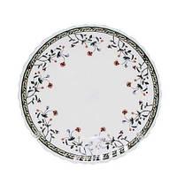 Тарелка десертная S&T «Мильфлер» Ø19 см из стеклокерамики (30070-15023)
