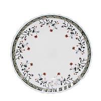 Тарелка десертная S&T «Мильфлер» Ø22 см из стеклокерамики (30071-15023)