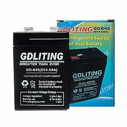 Акумулятор GDLITE 6V GD-645
