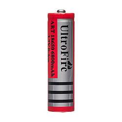 Акумулятор UltraFire HY-18650 6800mAh 3.7v Li-ion (24 грам)