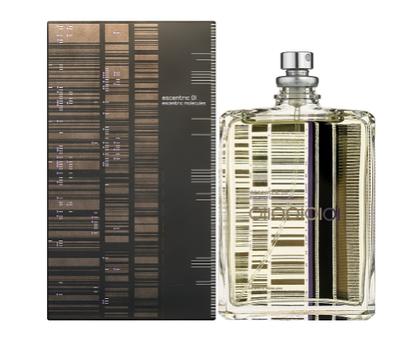 Нішеві парфуми унісекс оригінал ESCENTRIC MOLECULES Escentric 01 100ml , свіжий аромат Ексцентрик 01