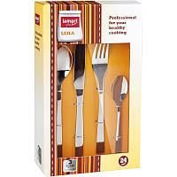 Комплект столовых приборов lamart lt5002 leila 24 предмета