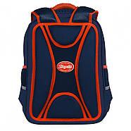 Рюкзак шкільний 1Вересня S-105 Space Синій (556793), фото 3