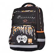Рюкзак YES S-50 Gamer Чорний (557997), фото 2