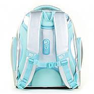 Рюкзак шкільний YES S-30 Juno MAX College Срібний (558455), фото 2