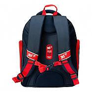 Рюкзак шкільний YES S-30 Juno MAX  College Синій (558430), фото 2