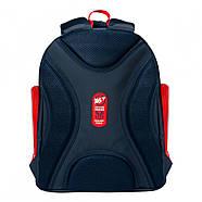 Рюкзак шкільний YES S-30 Juno MAX  College Синій (558430), фото 3