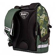 Рюкзак шкільний каркасний SMART PG-11 Best Gamer Зелений (557016), фото 4