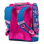 Рюкзак шкільний каркасний SMART PG-11 Unicorn Синій (556575), фото 3