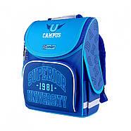 Рюкзак шкільний каркасний SMART PG-11 Campus (558072), фото 2