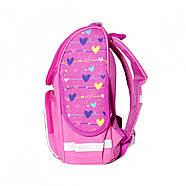 Рюкзак шкільний каркасний SMART PG-11 Pretty Princess (558048), фото 4