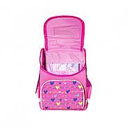 Рюкзак шкільний каркасний SMART PG-11 Pretty Princess (558048), фото 6