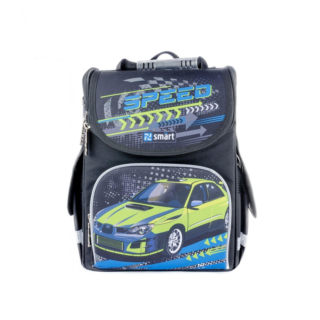 Рюкзак шкільний каркасний SMART PG-11 Speed (556006)
