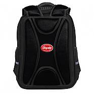 Рюкзак шкільний 1Вересня S-105 Dirt Track Чорний (555098), фото 3
