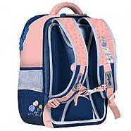 Рюкзак шкільний 1Вересня S-105 MeToYou Рожевий/блакитний (556351), фото 2