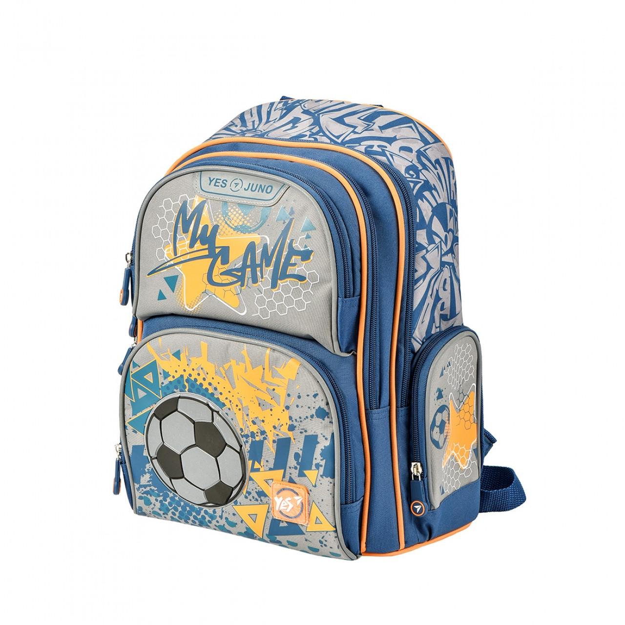 Рюкзак шкільний YES S-30 Juno Football (558005)