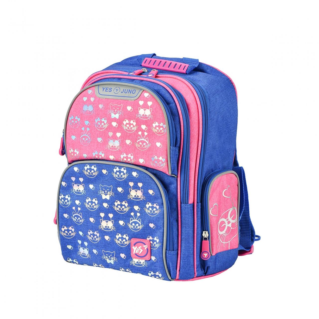 Рюкзак шкільний YES S-30 Juno Meow (558010)