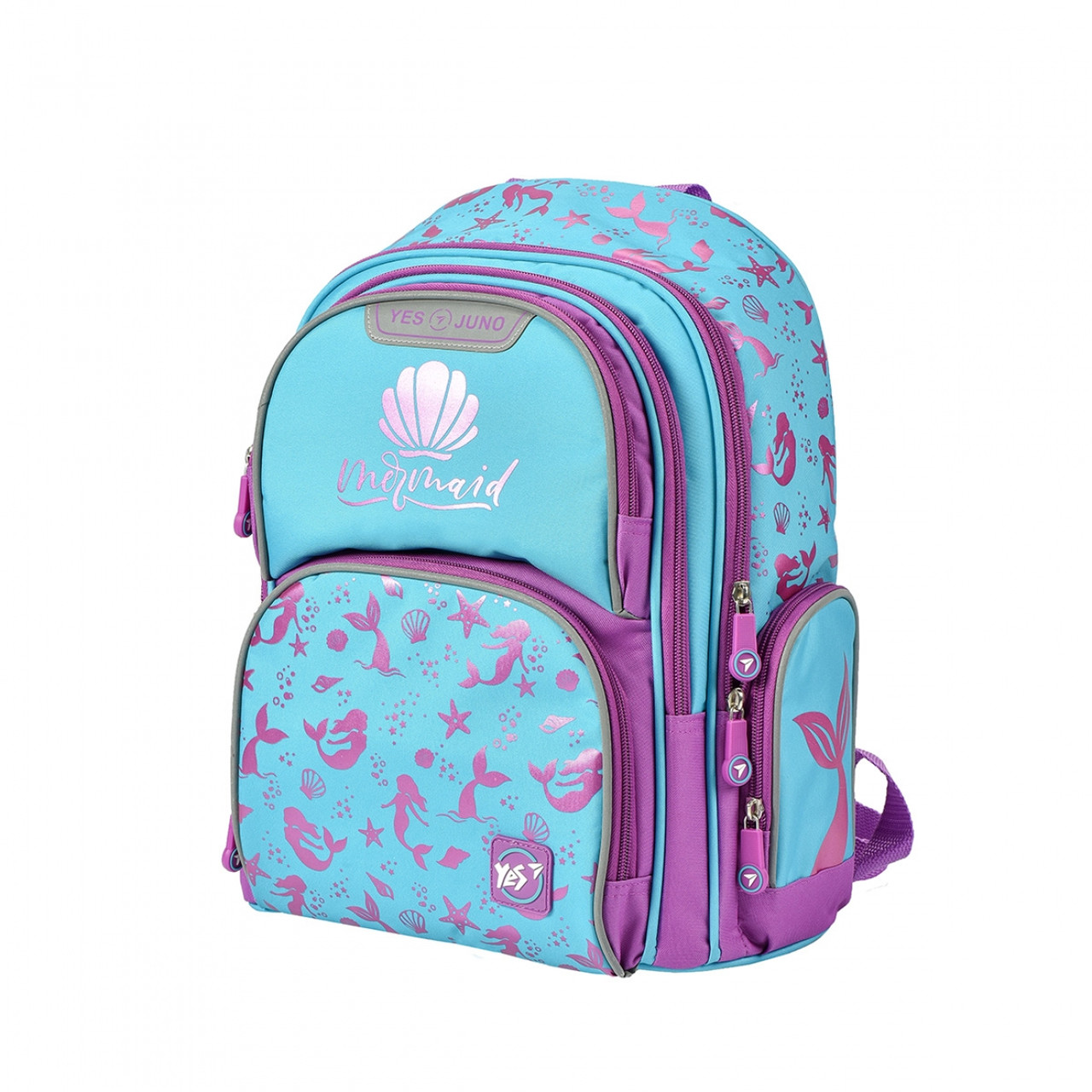 Рюкзак шкільний YES S-30 Juno Mermaid (558012)