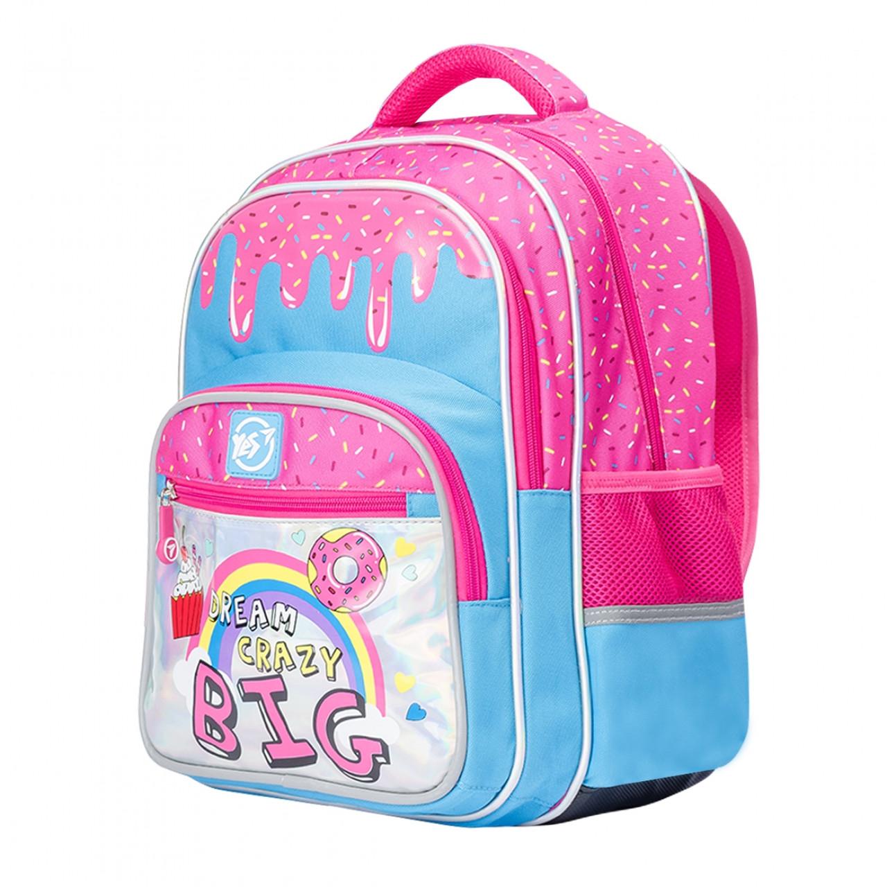 Рюкзак шкільний YES S-37 Dream Crazy (558164)