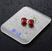 Кухонные весы электронные из нержавеющей стали