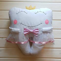 """Подушка - игрушка """"Зубная фея"""""""