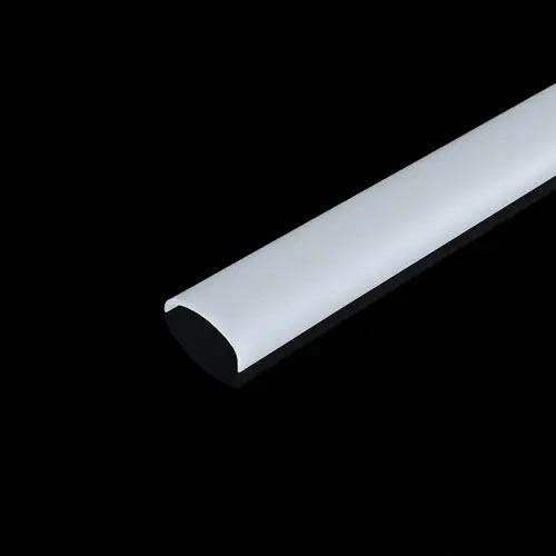 Рассеиватель матовый для LED профиля 5х14 LM-U BIOM