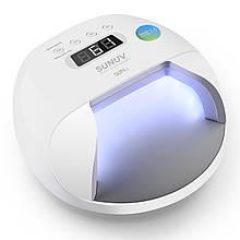 Світлодіодна лампа для нігтів SUN 7 PLUS UV/LED (Оригінал), 24 W/W 48