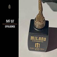 Гель лак Effulgence Milano 12/07