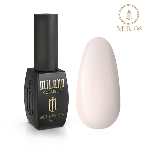 Гель лак Milk 8 мл № 06