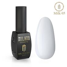 Гель лак Milk 8 мл № 05