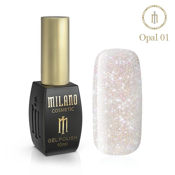 Гель лак Opal 10 мл № 01