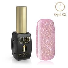 Гель лак Opal 10 мл № 02
