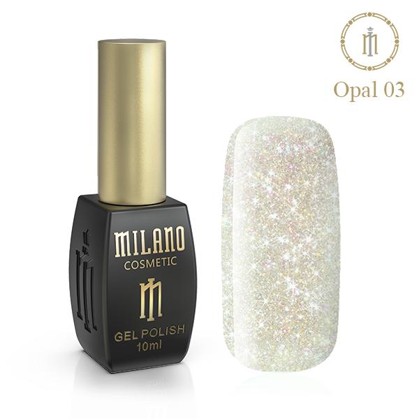 Гель лак Opal 10 мл № 03