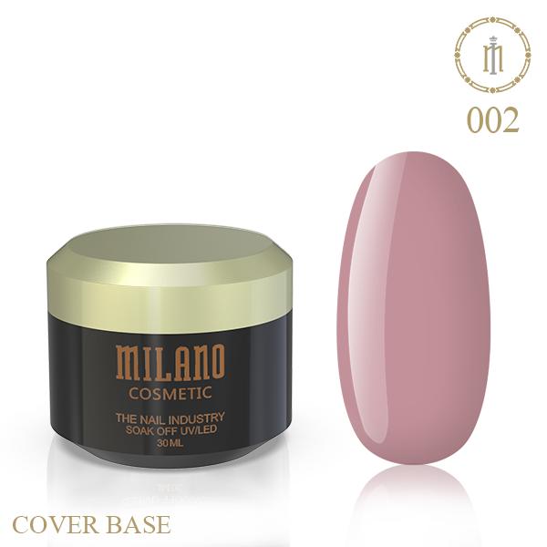 Цветная база Milano 30 мл № 02