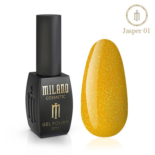 Гель-лак Jasper 10 мл № 01 (Осенняя коллекция)
