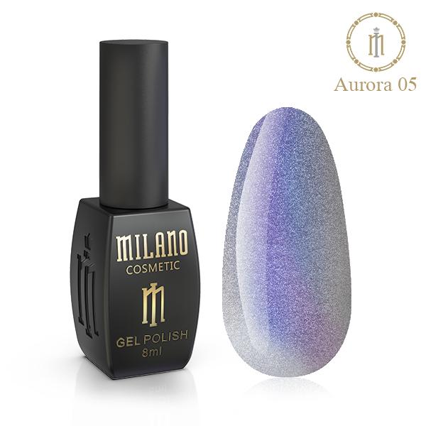 Гель лак Aurora Milano 8 мл № 05