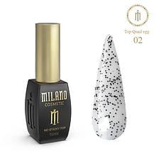 Quail Top Milano 10 мл Глянцевый № 02