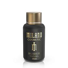 Матовый каучуковый топ Milano 35 мл