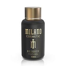 Матовий каучуковий топ Milano 50 мл
