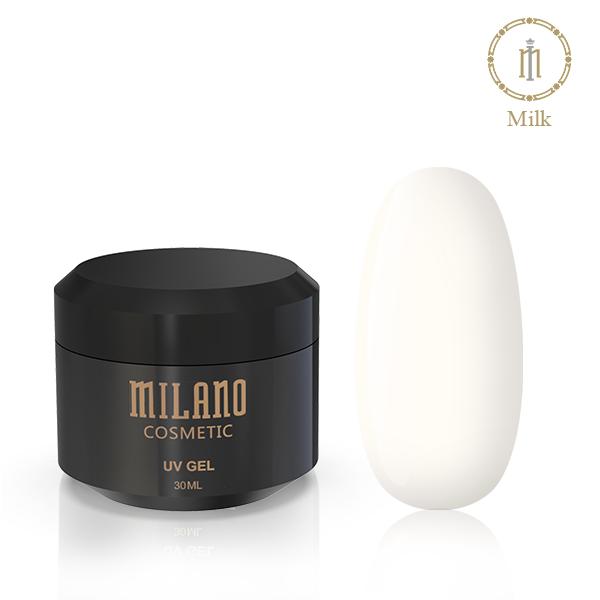 Гель для нарощування Milano Milk 30 мл