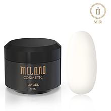 Гель для нарощування Milano Milk 50 мл