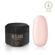Гель для нарощування Milano Peach 30 мл